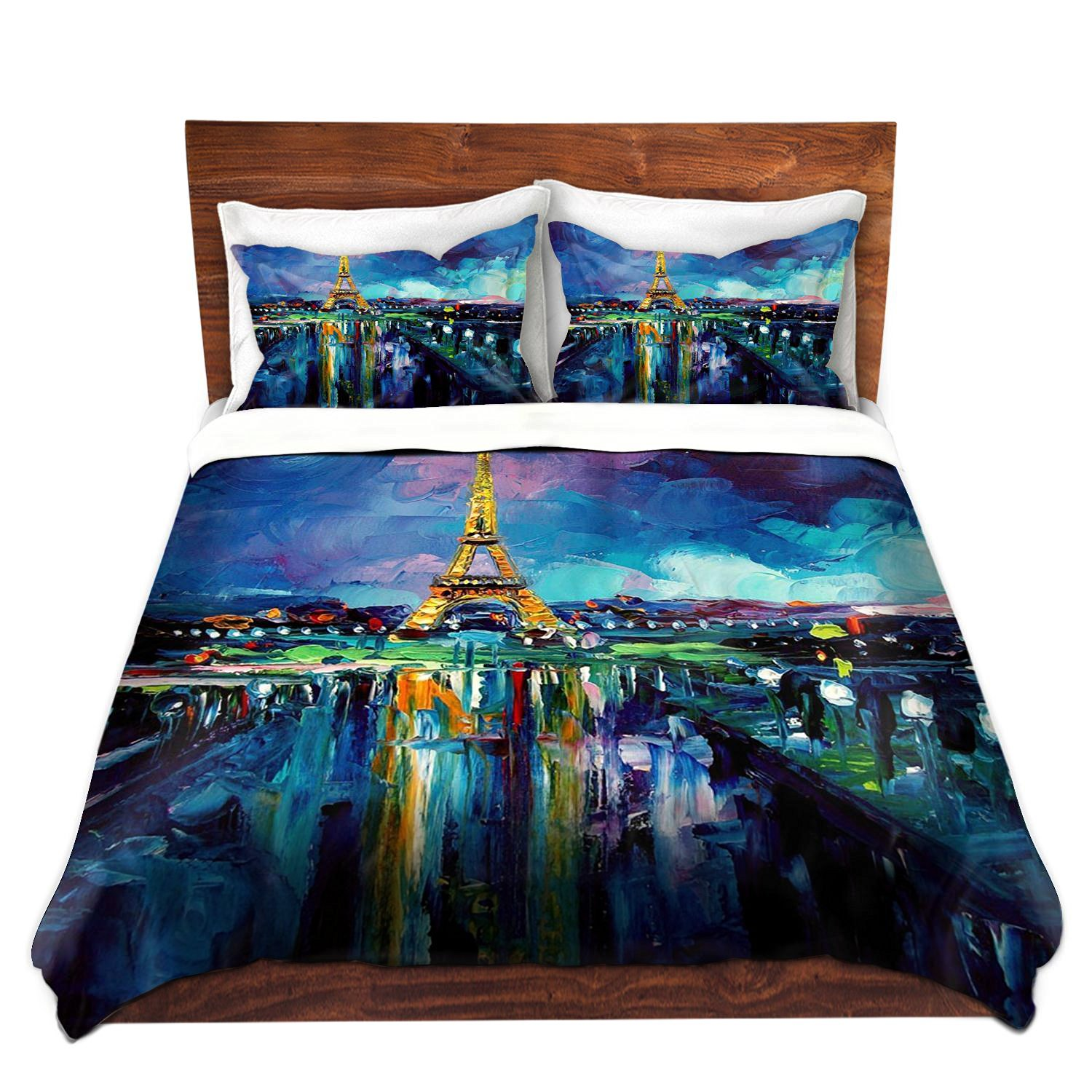 eiffel tower and paris themed bedding cute comforters - Paris Bedding